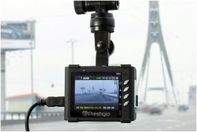 The three basic types of dashcam