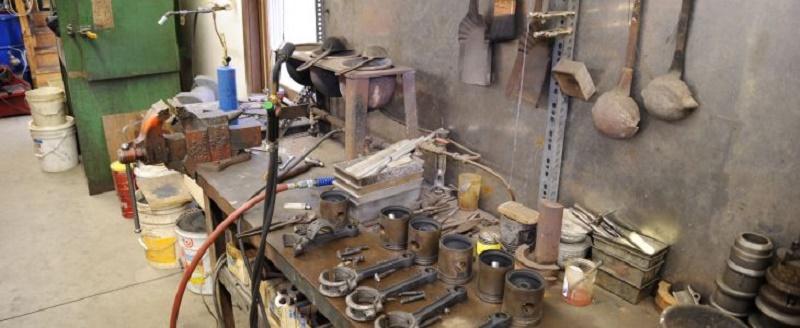 Choice of a mechanical workshop