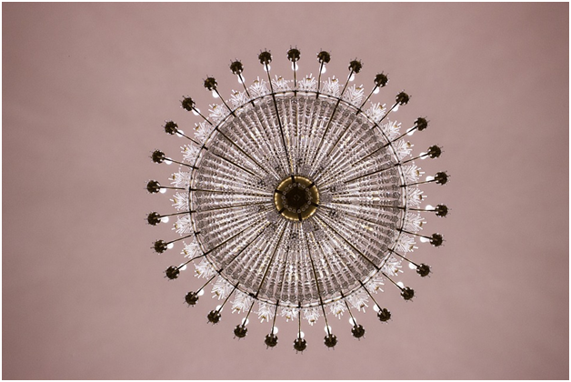 The History of Antique Crystal Chandeliers