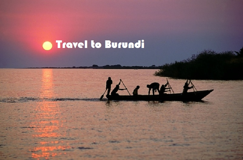 Travel to burundi, a country in constant motion