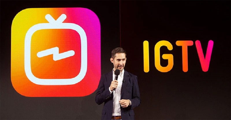Instagram launches IGTV(Instagram tv): a new video experience