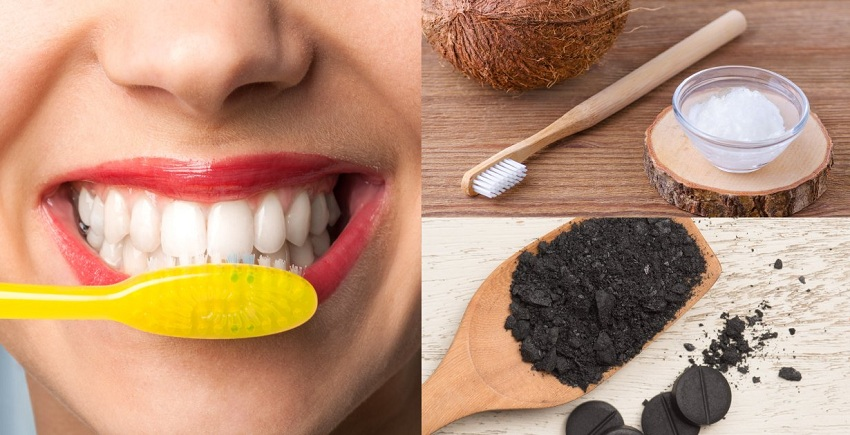 The best methods of home teeth whitening at home