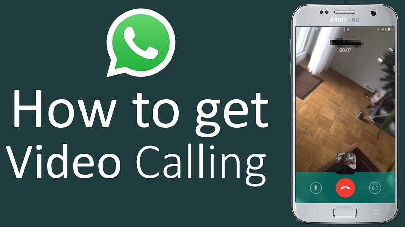 Video call WhatsApp: never tried to make one?