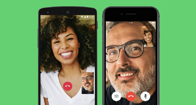 Video call WhatsApp