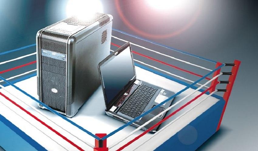Desktops Versus Laptop Computers