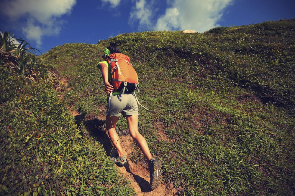 How to Train for Steep Hikes
