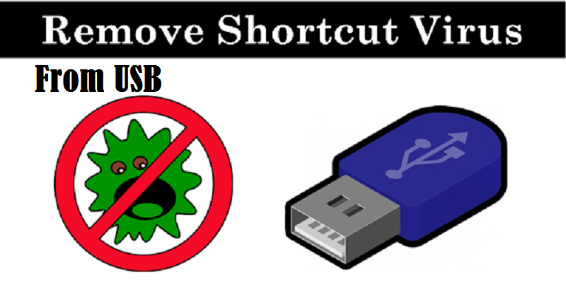 How to remove virus from usb? Easy and effective method