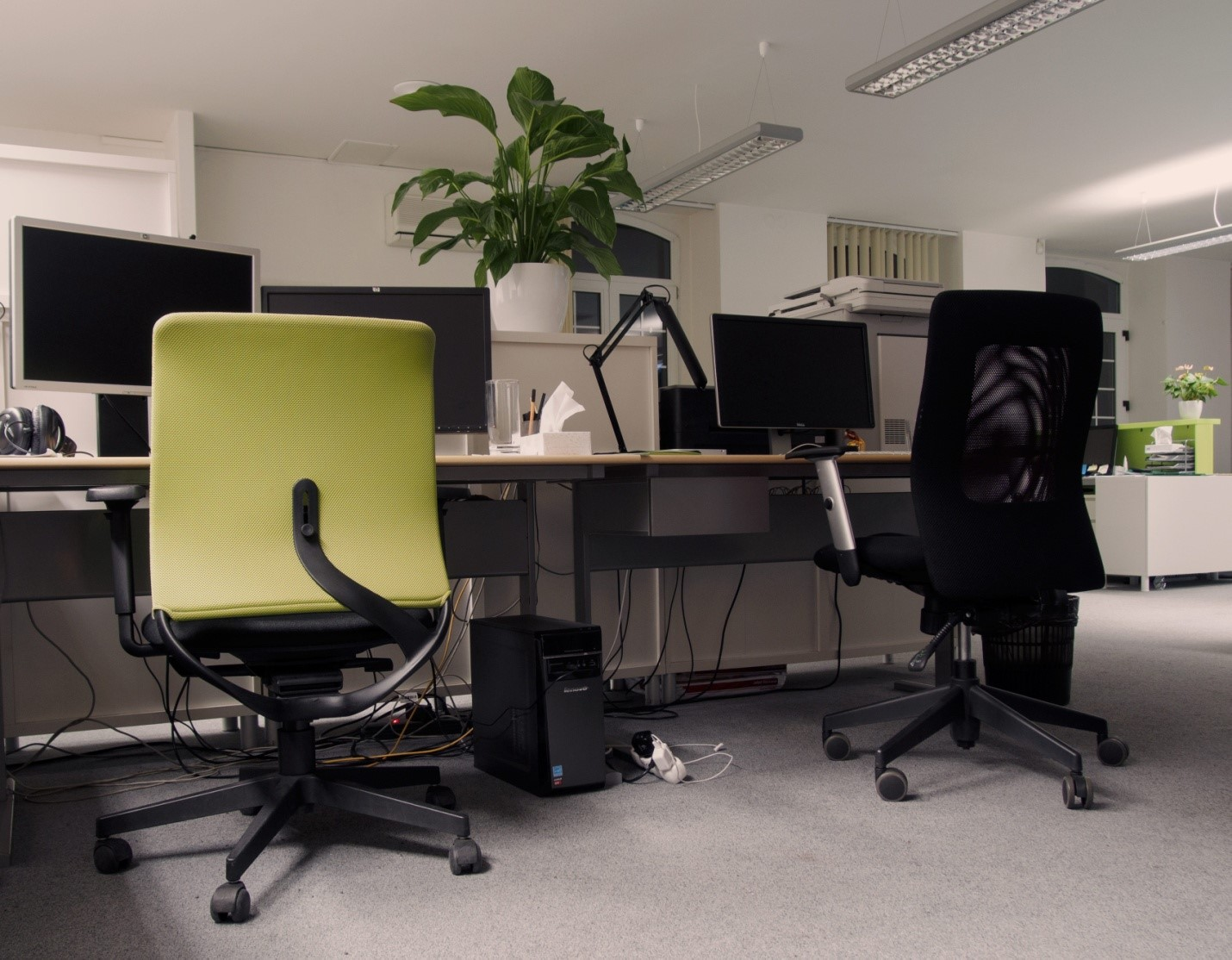 Five ways to impress visitors to your office