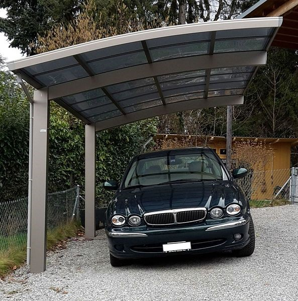 Four Benefits of a Carport