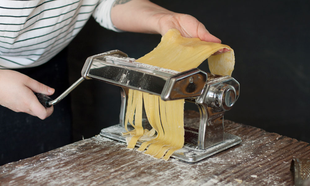 Getting over your fear of making homemade pasta