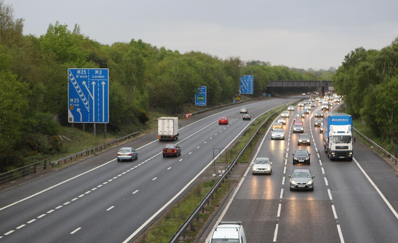 Fascinating Motorway Facts