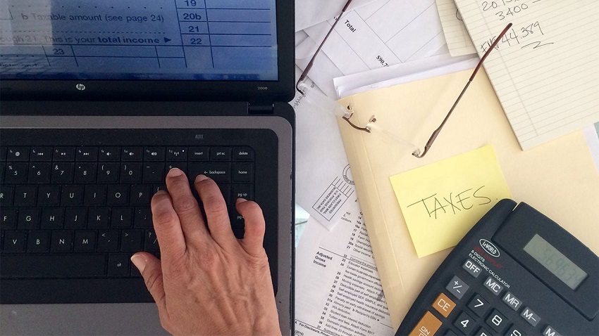 Tax Trouble Won't Keep You Down If You Remember These Simple Tips